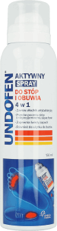 Undofen,  spray do stóp i butów, 4w1, 150 ml, nr kat. 219695