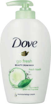 Dove, Go Fresh, kremowy płyn myjący, Fresh Touch, 250 ml, nr kat. 165117