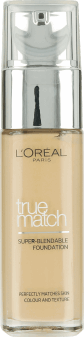 L'Oréal Paris, True Match, podkład, 2N vanilla, 30 ml, nr kat. 227907