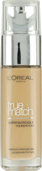 L'Oréal Paris, True Match, podkład, 4N beige, 30 ml, nr kat. 227912