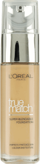 L'Oréal Paris, True Match, podkład, 5N sable sand, 30 ml, nr kat. 227914