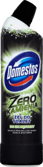 Domestos, Zero Kamienia, żel do WC, Lime, 750 ml, nr kat. 44467