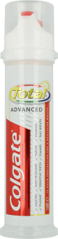 Colgate, Total Advanced, pasta do zębów, 100 ml, nr kat. 228766