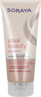 Soraya, Ideal Body, make up, średnia i ciemna karnacja, 150 ml, nr kat. 240800