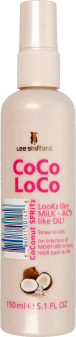 Lee Stafford, CoCo LoCo, spray kokosowy, 150 ml, nr kat. 250929