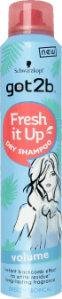 got2b, Fresh it up!, suchy szampon, Volume, 200ml, nr kat. 256378