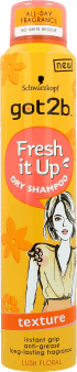 Got2b, Fresh it Up, suchy szampon, 200 ml, nr kat. 256377