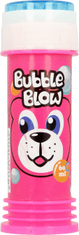 Bubble Blow,  bańki mydlane, 60 ml, nr kat. 259017