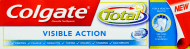 Colgate, Total, pasta do zębów, Visible Action, 75 ml, nr kat. 256910