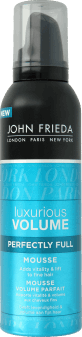 John Frieda, Luxurious Volume pianka do włosów, Perfectly Full, 200 ml, nr kat. 260707