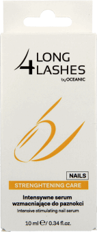 Long 4 Lashes by Oceanic, Nails, serum wzmacniające do paznokci, 10 ml, nr kat. 263952