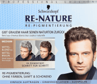Schwarzkopf, Re-Nature, krem re-pigmentacyjny, medium, 1 szt., nr kat. 250853