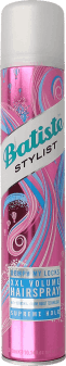 Batiste, Stylist, lakier do włosów, Ooomph My Locks XXL Volume, 300 ml, nr kat. 270399