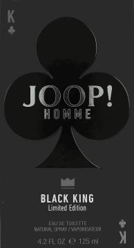 joop! joop! homme black king