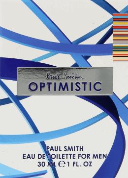 paul smith optimistic for men