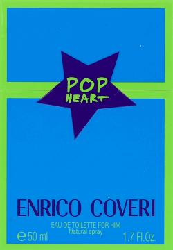 enrico coveri pop heart for him