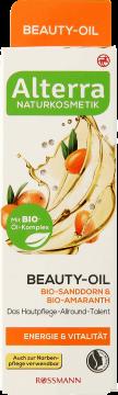 Alterra, Beauty Oil, olejek do ciała, Rokitnik Bio & Amarantus Bio, 100 ml, nr kat. 269928