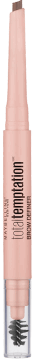 Maybelline, total temptation, tusz do brwi, Soft Brown, 1 szt, nr kat. 280500