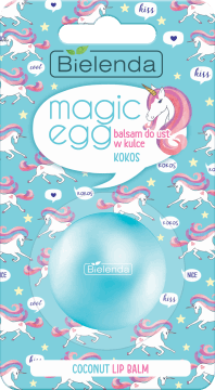 bielenda magic egg balsam w kulce jajko