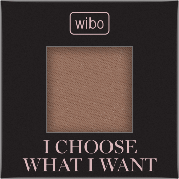 Wibo, I Choose What I Want, bronzer do twarzy, HD Powder, nr 2, 1 szt., nr kat. 280347