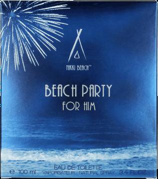 nikki beach beach party for him
