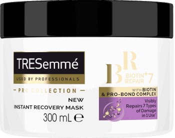Tresemme, Biotin + Repair 7, maska do włosów, 300ml, nr kat. 282117