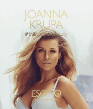 esotiq joanna krupa - #follow the beauty