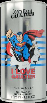 jean paul gaultier le male eau fraiche superman edition