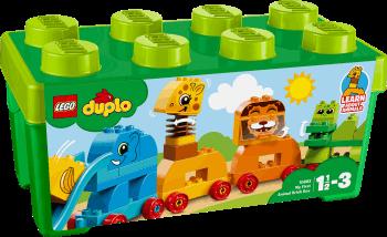 Lego Duplo Klocki Dla Dzieci Od 15 Do 3 Roku życia Pociąg Ze
