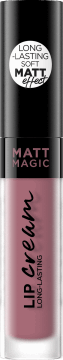 Eveline Cosmetics, Matt Magic, matowa pomadka w płynie, nr 01, 4,5 ml, nr kat. 293177