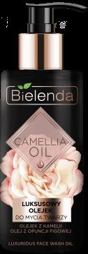 Bielenda, Camellia Oil, luksusowy olejek do mycia twarzy, 140 ml, nr kat. 293144