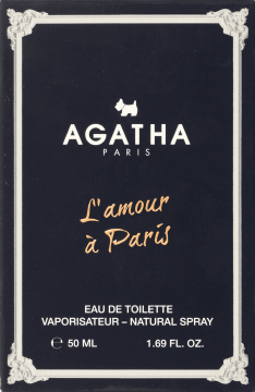 agatha l'amour a paris
