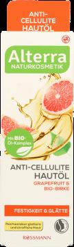 Alterra, antycellulitowy olejek do ciała, grejpfrut & brzoza bio, 100 ml, nr kat. 269408
