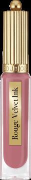 BOURJOIS, Rouge Velvet Ink, matowa pomadka w płynie nr 09
