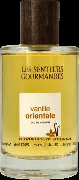 les senteurs gourmandes vanille orientale
