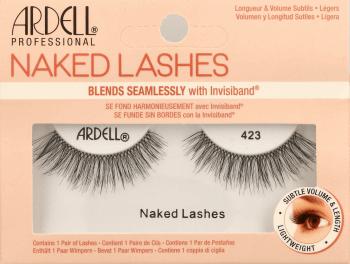 Ardell Naked Lashes 423 Sztuczne rzęsy dla kobiet 1 szt