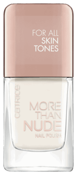 CATRICE, More Than Nude, lakier do paznokci nr 10 Cloudy