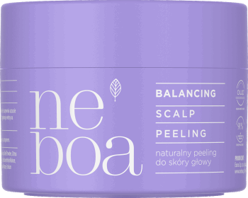NEBOA, naturalny peeling do skóry głowy, 150 ml | Drogeria Rossmann.pl