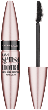 Maybelline, Lash Sensational, tusz do rzęs, black, 9,5 ml, nr kat. 218841