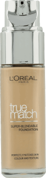 L'Oréal Paris, True Match, podkład, 1N Ivory, 30 ml, nr kat. 227906