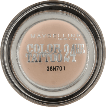 Maybelline, Color Tattoo, cień do powiek, róż, 53g, nr kat. 227890