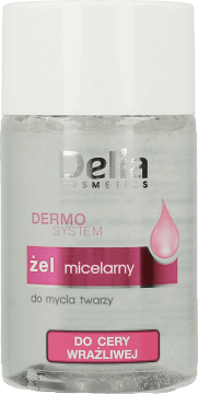 żel micelarny Delia Dermo System