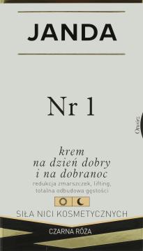 Janda Sila Nici Kosmetycznych Krem Do Twarzy Nr 1 50 Ml Drogeria Rossmann Pl
