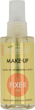 Bielenda, Make-Up Academie, mgiełka do utrwalania makijażu, Fixer mist, 75 ml, nr kat. 233547