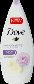 Dove, Purely Pampering słodka śmietanka i piwonia, żel pod prysznic, odżywczy, 750ml, nr kat. 236738
