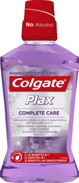 Colgate, Complete Care, płukanka do jamy ustnej, 500 ml, nr kat. 172284