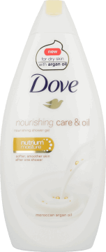 Dove, żel pod prysznic Nourishing Care & Oil, 500 ml, nr kat. 244871