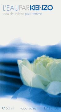 Promocja kenzo l'eau par kenzo