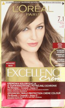 L Or 201 Al Paris Excellence Creme Farba Do Włos 243 W Nr 7 1
