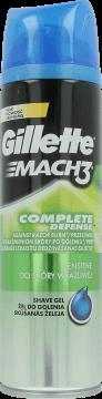 Mach3 Sensitive